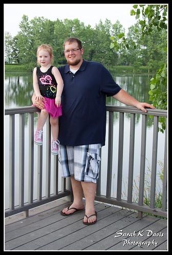 Karley & Daddy