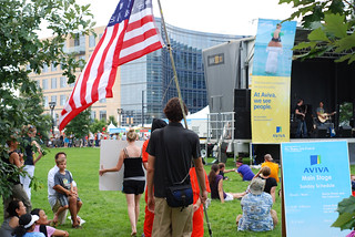 Anti-Torture Vigil - Week 54: Arts Festival Concert