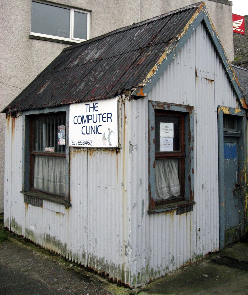 The Computer Clinic