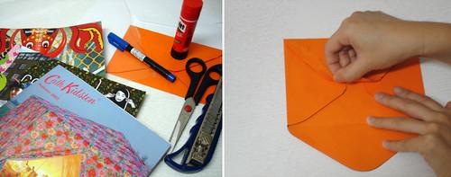 Faça o seu envelope -1