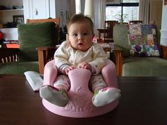 Sadie, 4 months