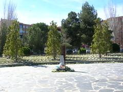 Monumento a las víctimas del 11-M
