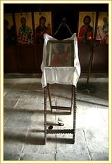 εικόνα μικρή Αρχαγγέλου Μιχαήλ / small icon of Archangel Michail