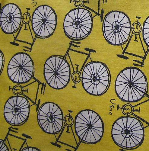 Vintage Fabric - Vera Bikes