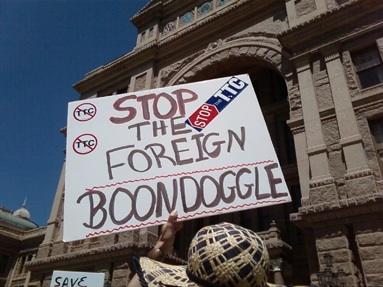 foreign boondoggle ttc