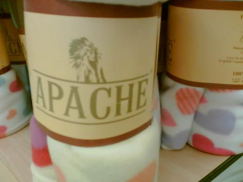 apache paturica