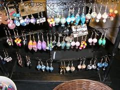 my earring rack!