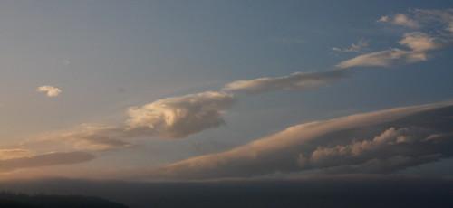 Angled Clouds