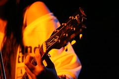 Gibson (Davidrummer) Tags: music canon eos 350d cafe riverside band taiwan rocker taipei   deserts ef70200mmf4l livehouse   iso80 digitalshot iso8001600