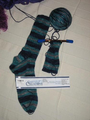 Mariner's Socks