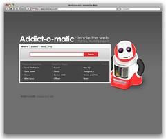 Addictomatic Home Page