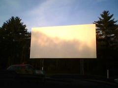 Mendon Drive In Screen 2