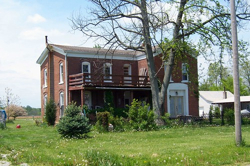 Old house, New Marion, Indiana