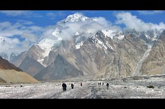 Majesty (Ahmad A Karim) Tags: las pakistan mountain trekking glacier adventure backpacking glaciers k2 karakoram society northernareas lums themoulinrouge broadpeak roofoftheworld 5000m baltoro 8000m westvigne flickrslegend