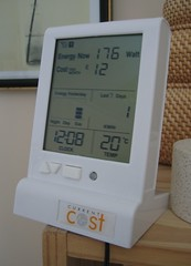 CurrentCost - the LCD display