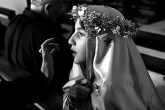* (kenyai) Tags: italy island italia maria madonna sicily festa sicilia biancoenero isola egadi processione religione isole sangiuseppe marettimo festadisangiuseppe