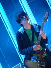 Radiohead - Arena Civica, Milano 2008.06.17 (streetspirit73) Tags: milan live milano greenwood panasonic arena jonny rainbows radiohead 2008 civica tz1