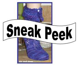 phlox socks sneak peek