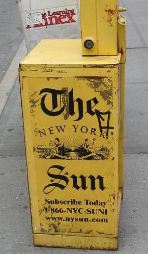 new york sun par altrexler