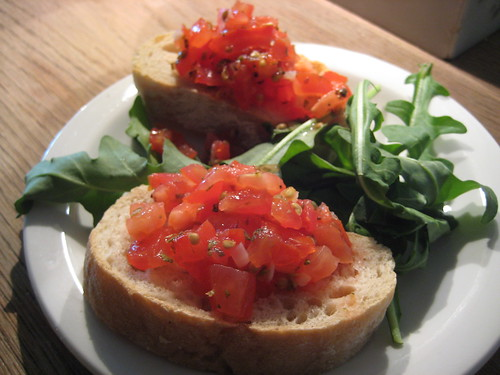 bruschetta by kattebelletje.