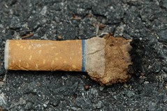 Cigarette Butt 048_2 