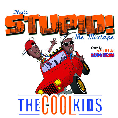 The Cool Kids - That's Stupid! (front)