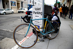 Valet Parking, San Francisco-California, 2008