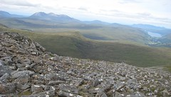 An Teallach (on the left) and Loch Broom (on the right) (kurtstat) Tags: ullapool benmorecoigach anteallach lochbroom