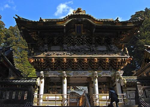 「日光 Spring 08」 Yomeimon Gate