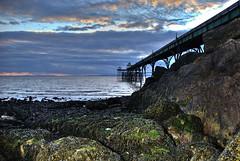"""Clevedon Pier (Lee """"Pulitzer"""" Pullen) Tags: pier nikon hdr highdynamicrange 1870mm clevedon sb800 d80 nikkor1870mmf3545afsdx"""