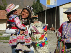 Personal Encounters of Peru