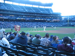 The view... (somepicsarentmeat) Tags: seattle baseball safeco marineers