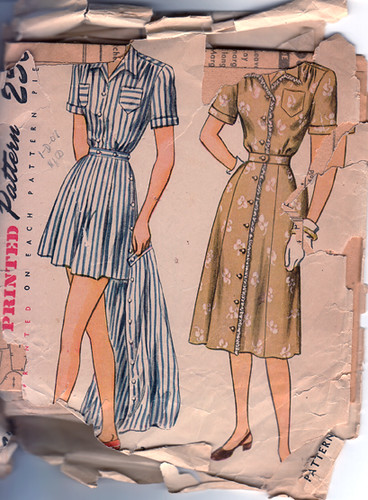 Vintage Pattern Giveaway! Simplicity 2013