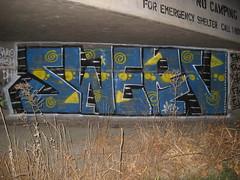 swerv (STAY READY AIN'T GOTTA GET READY!) Tags: graffiti bay area graffitti fosho 4sho swerv sfgrafitti sfgraffetti
