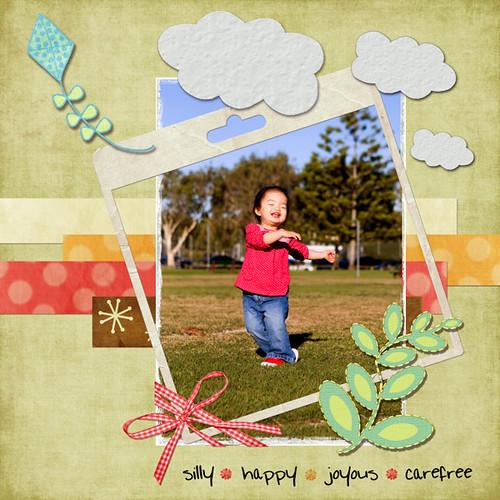 Silly Happy Joyous Carefree