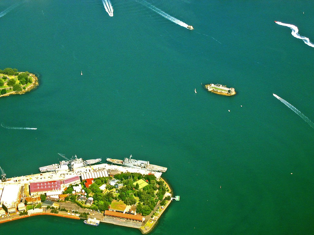Sydney-Fort Denison and HMAS Kuttabul