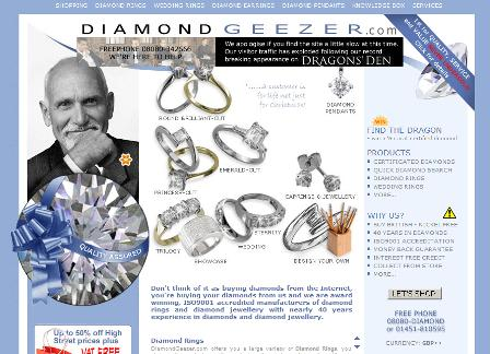 diamondgeezer homepage