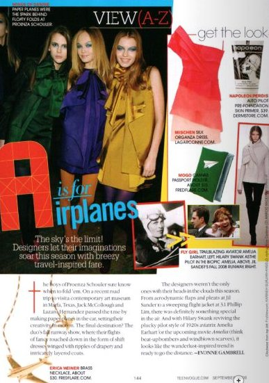 Mogo in Teen Vogue