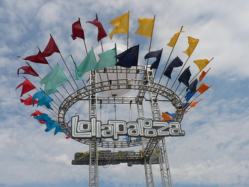 Lollapalooza 2008 Chicago by Moschell, on Flickr