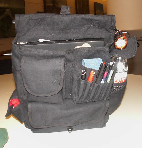 Engineer's Bag on Location