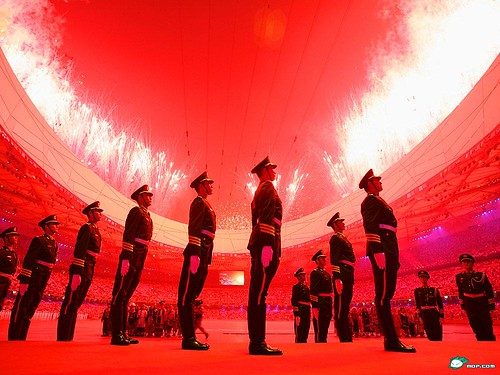 Beijing 2008 Olympic Opening - (7) by you.