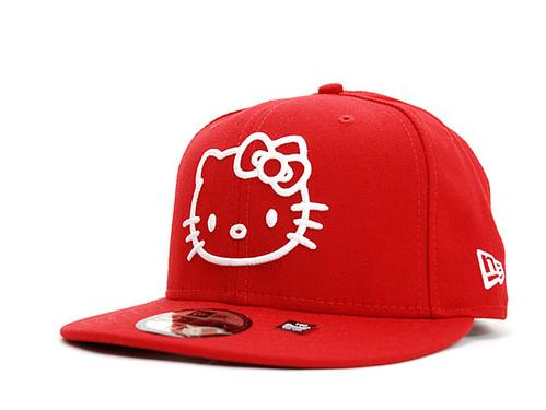 para las fans de hellokitty ya hay una gorra beisbolera en 6 colores