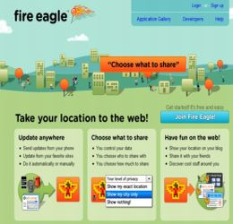 Yahoo Fire Eagle