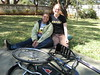 IMG_8603 (LearnServe International) Tags: travel bicycle education bicycles international transportation margaret learning service 2008 zambia shared lusaka cie reneka learnserve lsz08 worldbicyclerelief bygaby