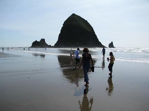 Daytrip To Cannon Beach, OR