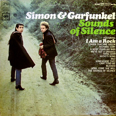 Sounds of Silence (epiclectic) Tags: music records art vintage artwork album vinyl retro jacket cover lp record sleeve 1965 recordings sleeves simongarfunkel epiclectic