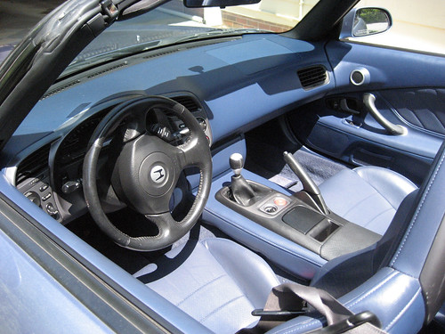 VWVortex.com - What color S2000 interior is least likely to get stolen?