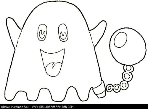 Dibujos Para Colorear De Halloween Agridulce