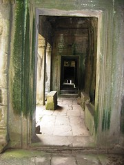 Angkor Wat Doorway