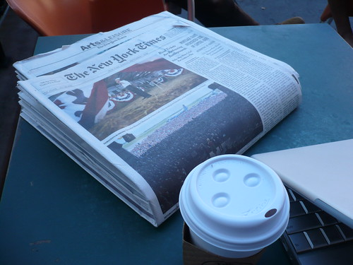New York Times, Double Expresso